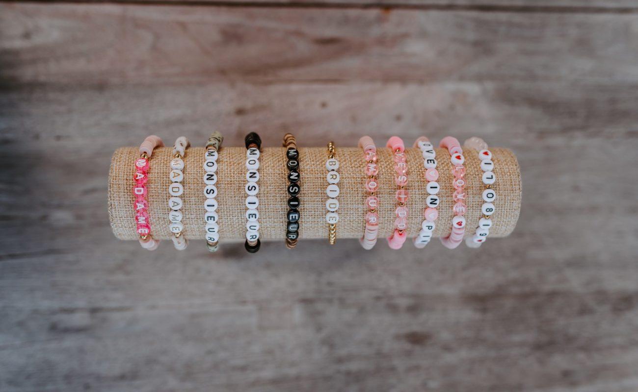 Duodem-bracelets-blondie-confettis-shooting-mariage-pink